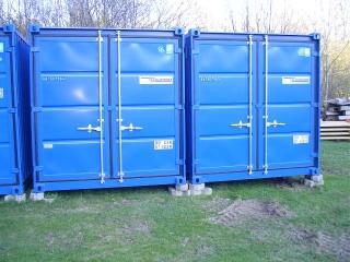 Container Containex LC 10 Neu